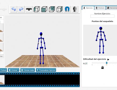 Software para la Edición y Monitorización de Ejercicios para Procesos de Rehabilitación (EME-REHAB)